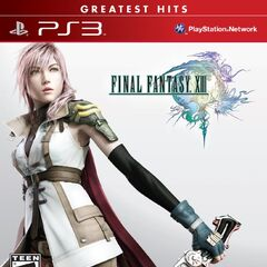 <i>Final Fantasy XIII</i> Greatest Hits<br />PlayStation 3<br />North American