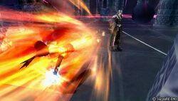 Tifa Burning Arrow D012