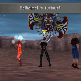 Belhelmel is furious.