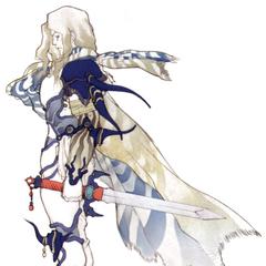 Akira Oguro artwork of Cecil.