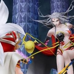 Cloud of Darkness in <i>Dissidia Final Fantasy</i>.