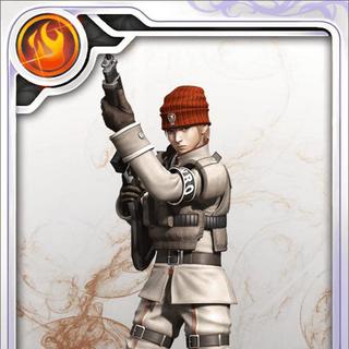 A Rank N WRO Member card in <i>Final Fantasy Artniks</i>.