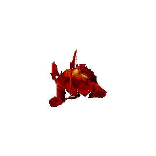 Ifrit render (DS).