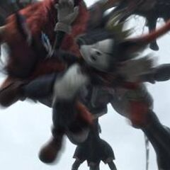 Cait Sith in <i><a href=