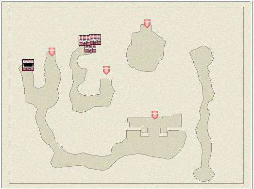 File:FFIVDS Sylph Cave B3 Map.png