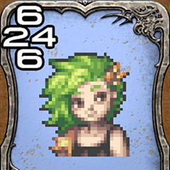 Young Rydia.