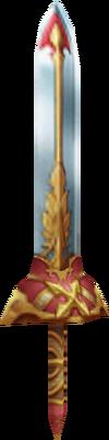 Excalibur em Final Fantasy IX.