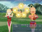 FF4TAY iOS Band Five Star Crimson Palm