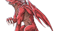 Fire Drake (Revenant Wings)