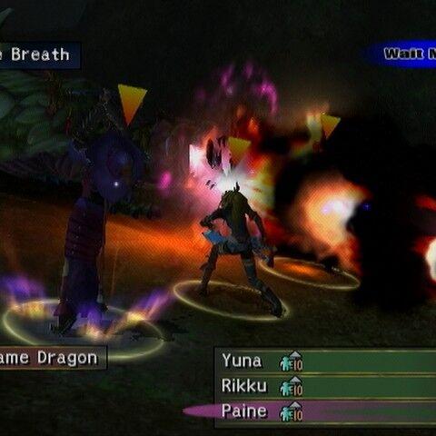 Flame Breath.