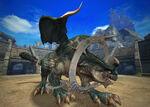 Square Enix Legend World - Ring Wyrm (FFXII)