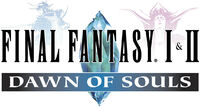 FFI-II Dawn of Souls logo