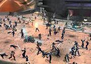 FFVIII SeeD Battle
