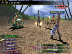 FFX-2 Cheap Shot
