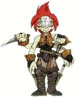 Gilgamesh en Final Fantasy IX.