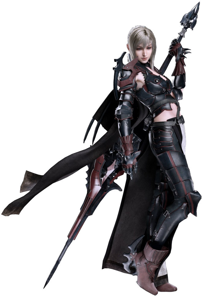 aranea highwind final fantasy xv