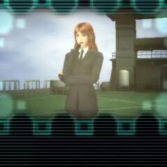 Cissnei in one of Zack's DMWs from  <i>Crisis Core -Final Fantasy VII-</i>.