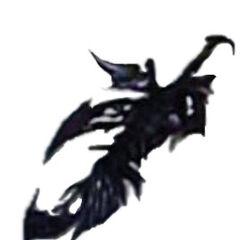 Replica of Chaos's Revenge in <i><a href=