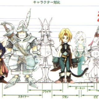 Artwork of the playable characters in <i><a href=
