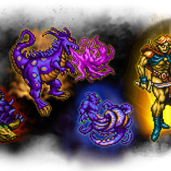 Ultimate+ Crystal Guardians.