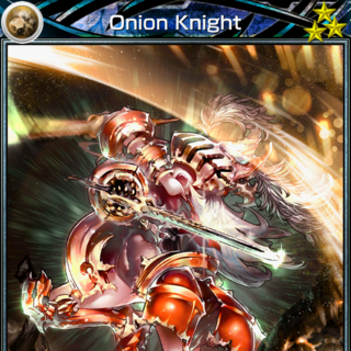 Onion Knight's ability card.