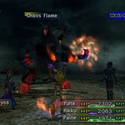 Chaos Flame.