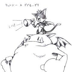 Concept art by Tetsuya Nomura.