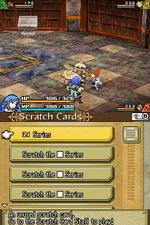 EoT Scratch Card Menu