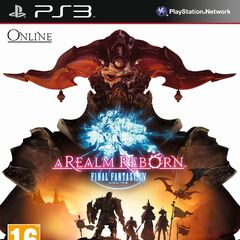 PS3 European Standard Edition.
