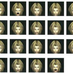 Zidane Tribal Faces.