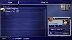 CCFFVII-Shop