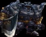 Type 0 iron giant render