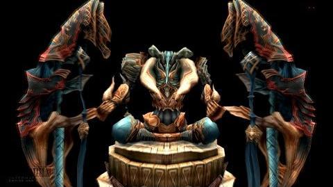 Final Fantasy XII - Chaos, Walker of the Wheel (♉ Taurus) 輪廻王カオス Tornado ハリケーン