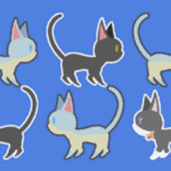 Cats Series <b>Rare</b>.