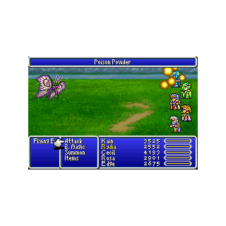 Poison Powder (GBA).