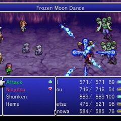 Frozen Moon Dance.
