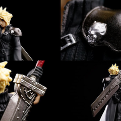 Alternate Cloud amiibo details
