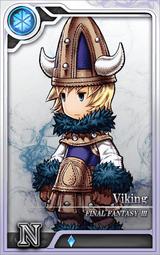 FF3 Viking N I Artniks