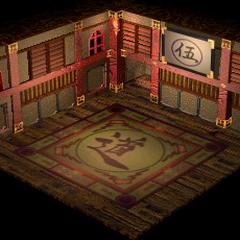 Wutai, Godo's Pagoda (Floor 5).
