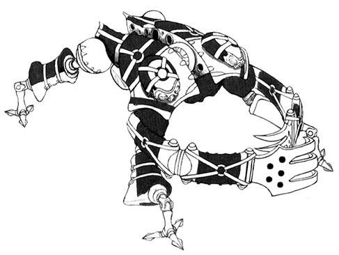 File:FFX Mech Hunter Concept Art.jpg