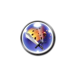 Icon for Flurry Blast.