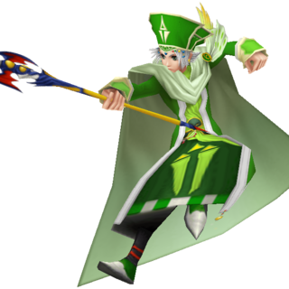 Second alt outfit as Sage.