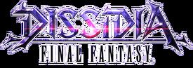 Dissidia Final Fantasy Arcade Logo
