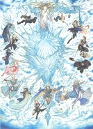 FF 25th Anniversary Event Poster