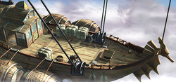 CargoShipDeck