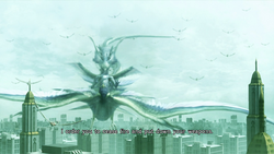 FFT0 Soryu Dragon in Militesi Empire