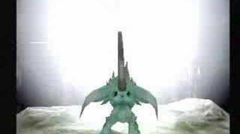 Final Fantasy IX - Carbuncle - Pearl Light