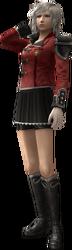 Seven-type0-psp-model-dress
