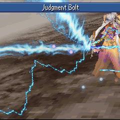 Judgement Bolt (DS).