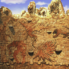 Eidolon Wall.